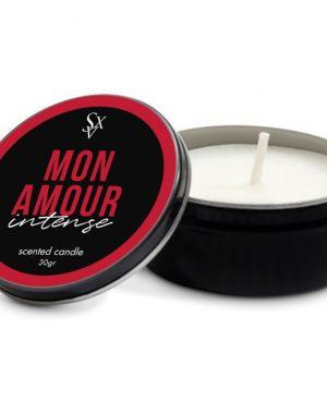 Massage Candle Mon Amour INTENSE